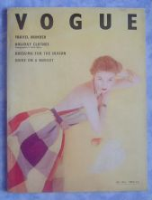 Vogue Magazine - 1951 - May